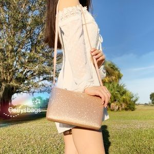 Glitter✨Kate Spade Crossbody Brand New with Tags